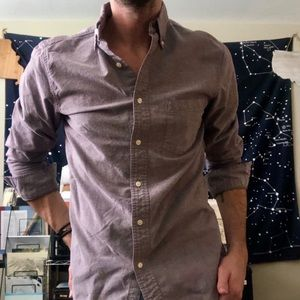 Other - Lavender Oxford Button Down Shirt